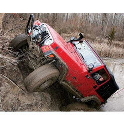 Four By Four and Off-Road Driving Books