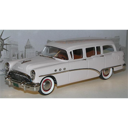 Buick Century Special 4-door Station Wagon 1954 - Brooklin 1:43 Diecast