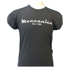 T-Shirt, Mecccanica - grey - Small