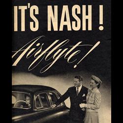 1969 NASH Full-line Sales Catalog-Brochure