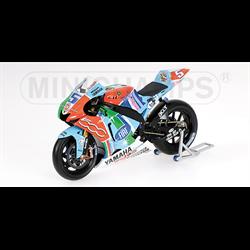 Yamaha YZR-M1 C.Edwards Moto GP 2007 Minichamps 1:12 Diecast