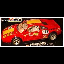 Ferrari 348 TB Evoluzione #177 1991  -1:18 Diecast by BBURAGO