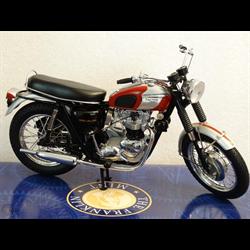 Triumph Bonneville 1969 Franklin Mint 1:10 Diecast