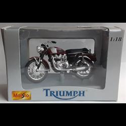 Triumph Tiger 1999 - Maisto 1:18 Diecast