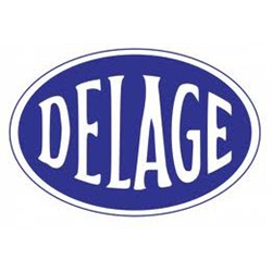 Delage Diecast and Resin Scale Models