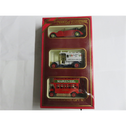 Models of Yesteryear limited edition gift set Matchbox Diecast