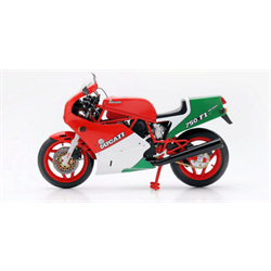 Ducati 750F1 1985  1:12 True Scale Miniatures diecast motorcycle