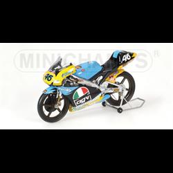 Aprilia 125CC V.Rossi GP 1996 - Minichamps 1:12 Diecast