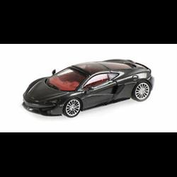 McLaren 570 GT grey Minichamps 1:87 Diecast