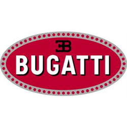 Bugatti Sales Brochures and Press kits