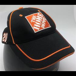 #20 The Home Depot hat black/orange cap