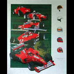 50 Years Of Ferrari Racing