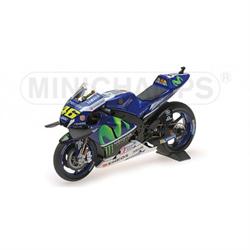 Yamaha YZR-M1 Movistar Valentino Rossi 2016 Minichamps 1:12 Diecast