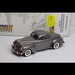 Chrysler Saratoga 1941 gray - Brooklin 1:43 Diecast