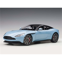 Aston Martin DB11 frosted glass blue AUTOart 1:18 Model