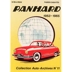 Panhard 1953-1965 Collection Auto Archives n.11