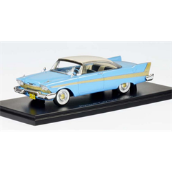 Plymouth Fury Convertible  1958 black  NEO 1:43 Resin Diecast model
