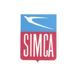 Simca Diecast and Resin Scale Models