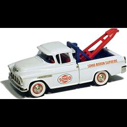 "Chevrolet Cameo Pickup 1955 ""Sohio Oil "" *O/P* - Brooklin 1:43 Diecast"