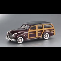 Buick M59 Station Wagon 1940 Brooklin 1:43 Diecast