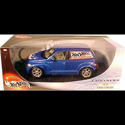 Chrysler PT Panel Cruiser - Mattel Hot Wheels 1:18 Diecast