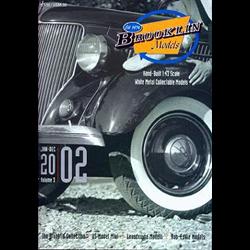 Brooklin 2002 Catalog - Brooklin 1:43 Diecast