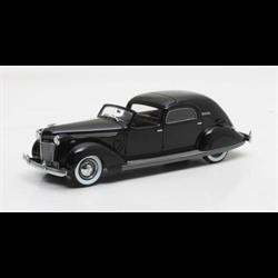 Chrysler Imperial C15 Town Car 1937 black  - Matrix 1:43  Resin model