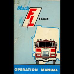 Mack Truck FL Series  1960's  Owner's Manual