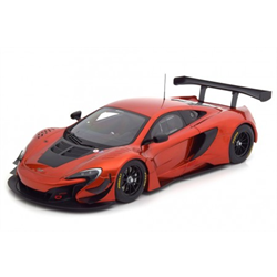 McLaren 650S GT3, Volcano Orange/Black Accents  AUTOart 1:18 Diecast