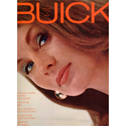 1967 BUICK Full-line Sales Catalog-Brochure