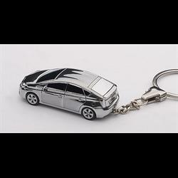 Toyota Prius KEYCHAIN -ALUMINUM CASTING - Auto Art   Diecast