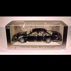 Chevrolet Impala 510 SS black AUTOart 1:18 Diecast