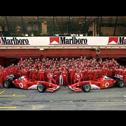 Racing Team & Manufacturer Books