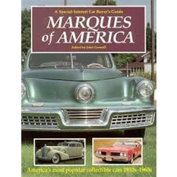 Marques of America, A Special-Interest Car Buyer's Guide
