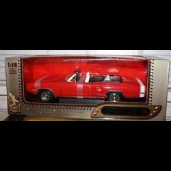 Dodge Coronet R/T 1970 red Yat Ming Road Signature 1:18 Diecast