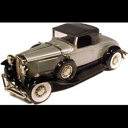 Studebaker President 1931 Roadster grey - Brooklin 1:43 Diecast