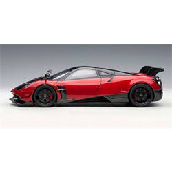 Pagani Huayra BC Rosso Dubai / Carbon AUTOart 1:18 Composite