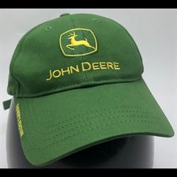 John Deere Owners Edition hat green cap
