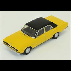 Dodge Dart 1976 yellow  -  Premium X  Models 1:43 Diecast