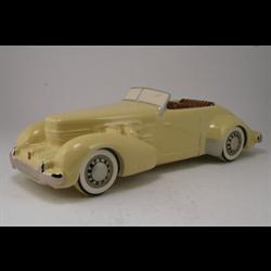 Cord 812 1937 ceramic - Avon 1:24 Diecast