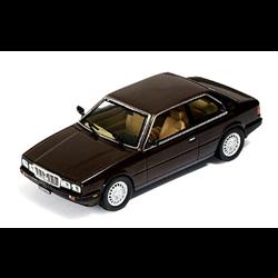 Maserati Biturbo Coupe 1982 brown - IXO Models 1:43 Diecast