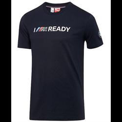 BMW Motorsports T Shirt - Large by Puma