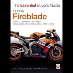 Honda FireBlade: CBR900, CBR900RR, CBR1000RR. 893cc, 929cc, 954cc, 998cc, 999cc.