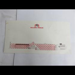 Post Card  Ferrari