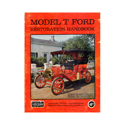 Model T Ford Books
