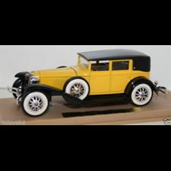 Cord L29 1929 yellow, black Solido 1:43 Diecast
