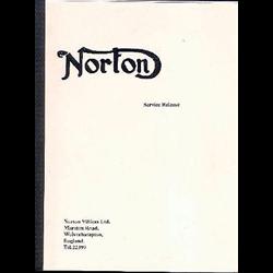 Norton Service Release (1970-73) #3-68
