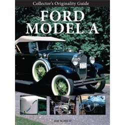 Model A Ford Books
