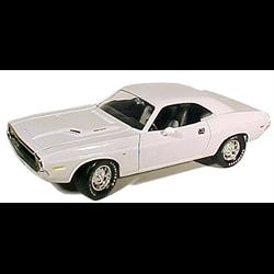 """Dodge Challenger 1970 """"Vanishing Point"""" ERTL 1:18 Diecast"""