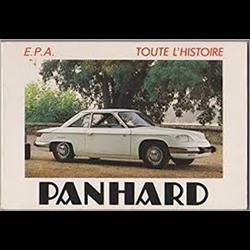 Panhard Toute l'Histoire